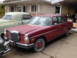 1972 Mercedes for sale