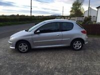 2006 Peugeot 206 Verve - Look! Excellent wee car priced to sell!