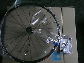 SHIMANO bike wheel