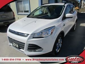 2014 Ford Escape GAS SAVING SE EDITION 5 PASSENGER 1.6L - ECO-BO