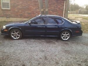 2001 Nissan Maxima sle. Fuel problem make an offer