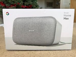 Never opened Google Home Max (Downtown)