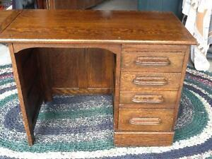 Antique student desk Peterborough Peterborough Area image 1