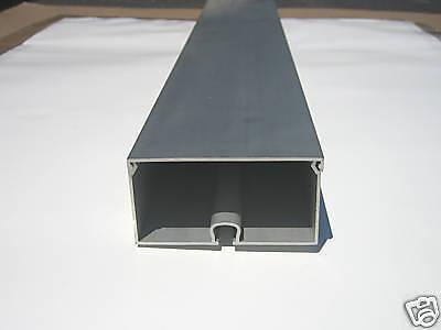 T6061 Aluminum Channel 4 X 2 X 48