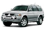 Mitsubishi Shogun Workshop Manual