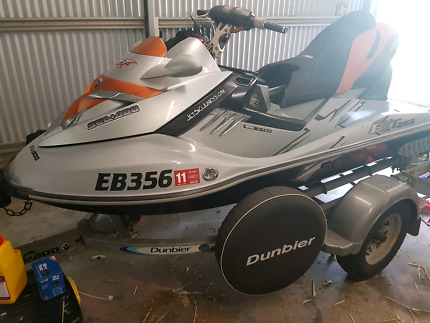 2009 Seadoo RXT255 supercharged