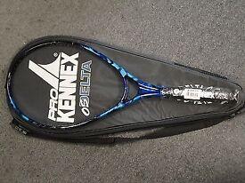 pro kennex delta squash (good condition)