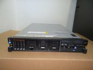 IBM X3650 SERVER 2X6 CORE 3.46GHz 144GB-RAM 8X300GB RAID 12 CORES