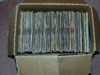 100+ LP RECORD COLLECTION- JOB LOT