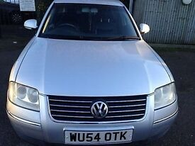 VW Passat 1.9 TDI Diesel fully loaded leather heated full service history