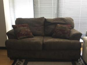 Ashley Furniture Polyester Couch