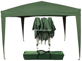 Pop up gazebo, very little used in great condition 3x3