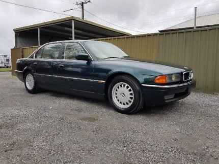 1996 E38 BMW 735iL