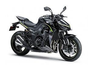 2018 Kawasaki Z1000R ABS, call Coopers Motorsports!