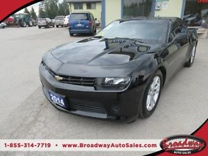 2014 Chevrolet Camaro POWERFUL COUPE-MODEL 4 PASSENGER 3.6L - V6