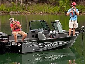 2018 Lowe Boats FM 165 Pro WT