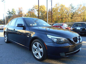 2008 BMW 5-Series 5.28i with only 141k kms