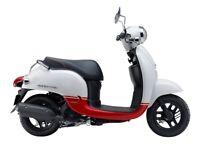 2013 Honda Giorno