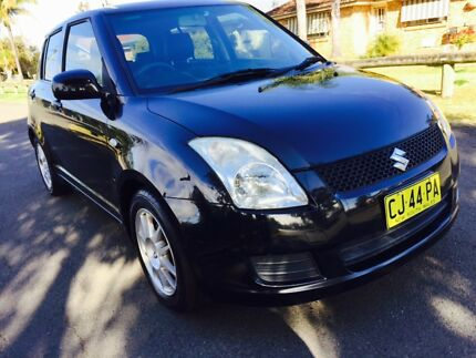 2010 SUZUKI SWIFT AUTO LONG REGO