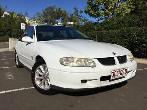 2002 Holden Commodore Sedan Nambour Maroochydore Area Preview
