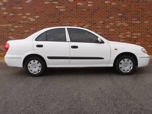 2004 Nissan Pulsar ST AUTO Sedan