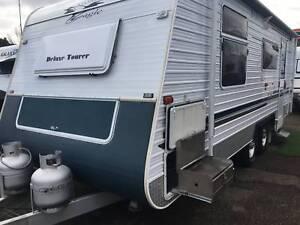 2008 Golden Eagle Deluxe Tourer Ensuite Caravan Belmont North Lake Macquarie Area Preview