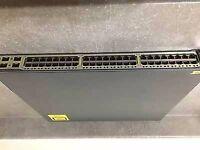 Cisco Catalyst 48 Port Gigabit Switch WS-C3750G