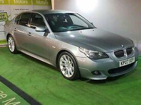 excellent condition bmw 5 series (genuine m sport)