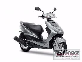 Yamaha Cygnus NCX 125 cc £700 OVNO REDUCED