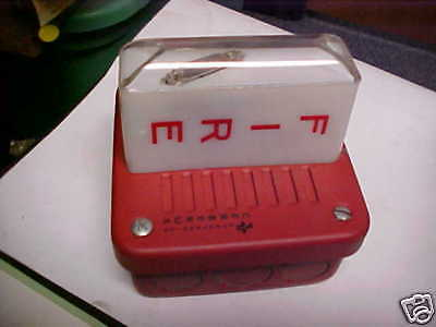 Cerberuspyrotronics Fire Strobe Speaker Alarm