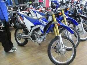 2016 Yamaha WR 250R