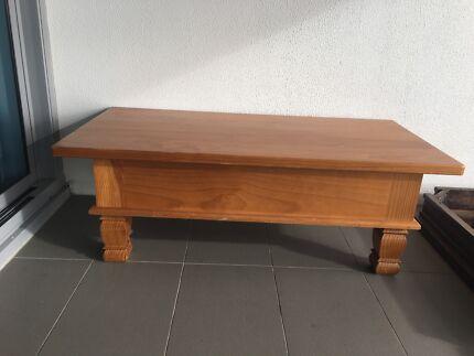 zanzi coffee table l 80cm x d 80cm x h 36cm | coffee tables