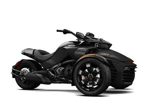 2016 Can-Am Spyder F3-S Special Series 6-Speed Semi-Automatic (S