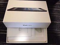 Ipad mini 2 space grey box only