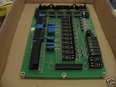 Electrovert 6-1860-117-01-1 Output Interface Board New