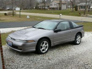 Eagle talon car