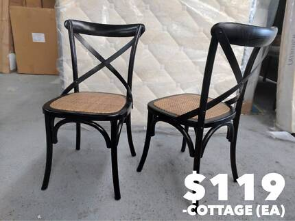Warehouse Dining Chair Sale - New And Factory Second See Pictures