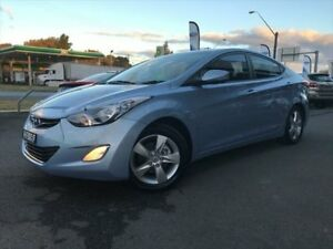 2012 Hyundai Elantra MD Elite Clean Blue 6 Speed Automatic Sedan Young Young Area Preview