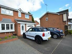 Hucknall - 3 bed detached house for sale in cul de sac location. Renovated throughout. NO CHAIN