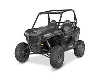 2016 Polaris RZR S 1000 EPS Black Pearl
