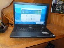 Dell Dual Core Laptop, 4 GB RAM, 160 HD, Wifi, Webcam, Vista Tea Tree Gully Tea Tree Gully Area Preview