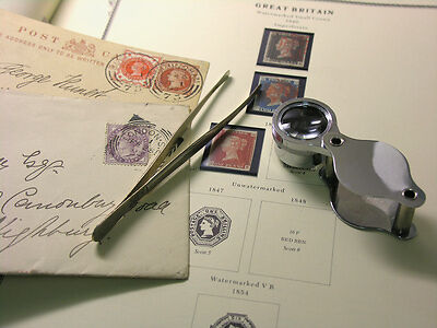 How to Determine the Value of British Stamps
