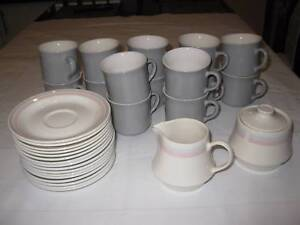 TEA/COFFEE CUPS/SAUCERS - MODERN Noranda Bayswater Area Preview