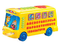Fun Bus, Multifunctional Learning Toy (£7.50)