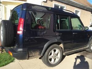 1999 Land Rover Discovery Other