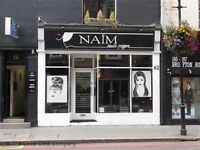 WE ARE LOOKIN FOR NAIL TECHNICIAN WITH OR WITHOUT EXPERIENCE MANICURIST ASSISTANT ,PART TIME