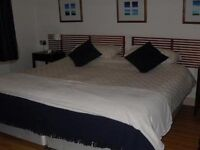 Large comfortable fully furnished double bedroom available to rent.