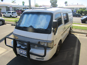 Ford Econovan MAXI 2002 NEW Engine Campervan Adelaide CBD Adelaide City Preview