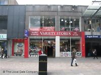 Shop Space: - Shop Fronted Window Space available in Argyle St Glasgow