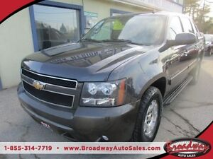 2010 Chevrolet Avalanche LOADED LT MODEL 5 PASSENGER 5.3L - VORT